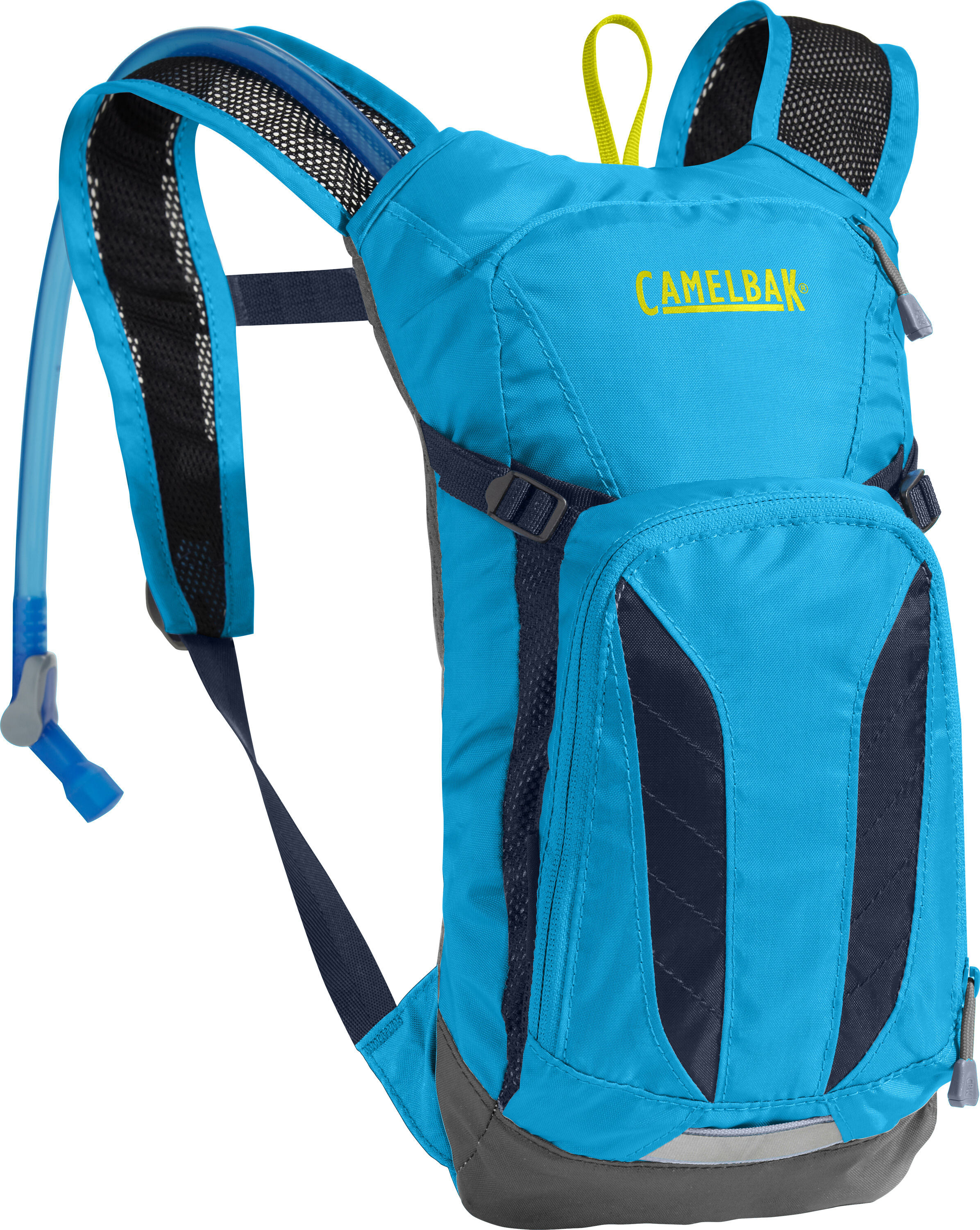 cc816818 CamelBak Mini M.U.L.E. Hydration Pack 1,5l atomic blue/navy blazer